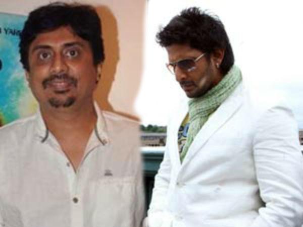 Umesh Shukla Direct Comic Thriller With Arshad Warsi