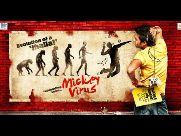 Mickey Virus Comic Thriller Film First Look