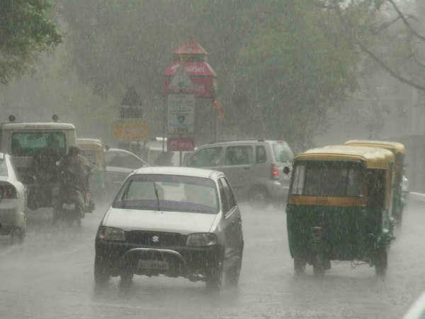 Gujarat 6 Inch Rain In Khambhat