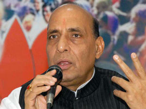 Political Turmoil On Rajnath Singh S Statement On English
