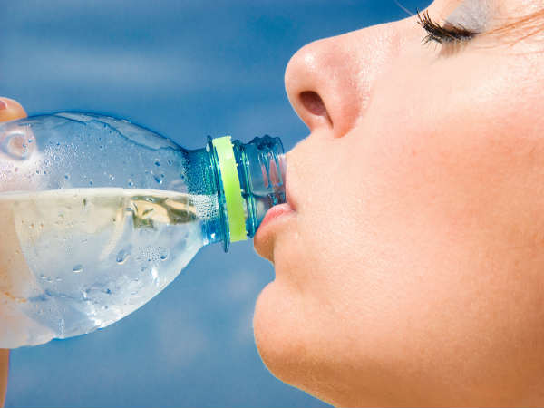 Drinking Water May Provide Mental Boost