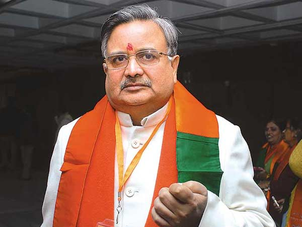 Cd Shows Man Accusing Raman Singh Taking Rs 1cr Bribe