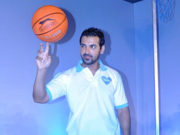 John Abraham Loses Weight For Madras Cafe
