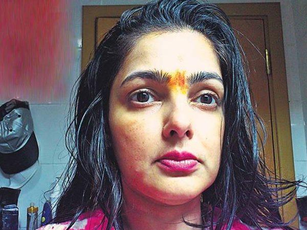 Sexy Mamta Kulkarni Turns Into Spiritual Queen Why