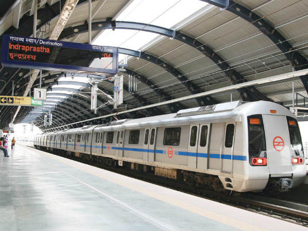 Another Delhi Metro Video Of Intimate Couple Leaked
