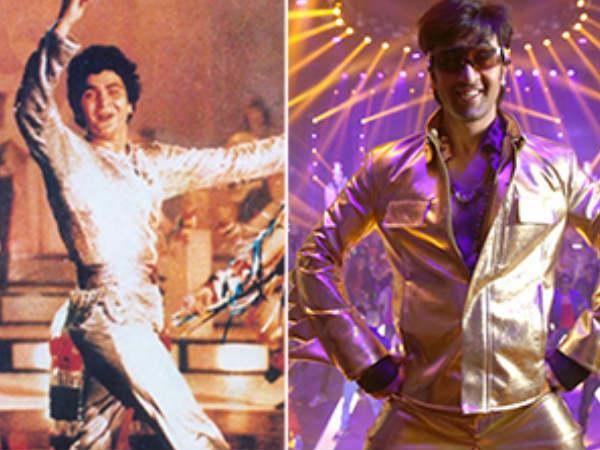 Ranbir Kapoor Copy Rishi Kapoor Om Shanti Om Song Besharam