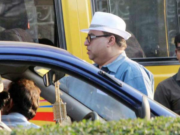 Rajkumar Santoshi Gets Threatening Calls From Firoz Nadiawala