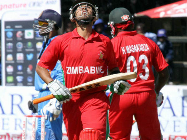 India Vs Zimbabwe 2nd Odi Indias 58 Run Win