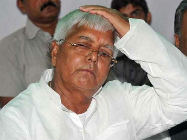 Rahul Gandhi Fit To Be Pm Says Lalu Prasad Yadav