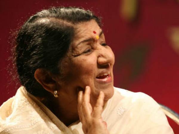 Lata Mangeshkar Gets First Yash Chopra Award
