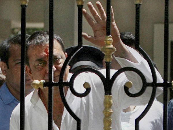 Sanjay Dutt Gets Parole 14 Days On Medical Grounds