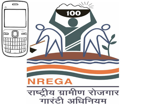 Day Work Earns Nrega Families Free Cellphones