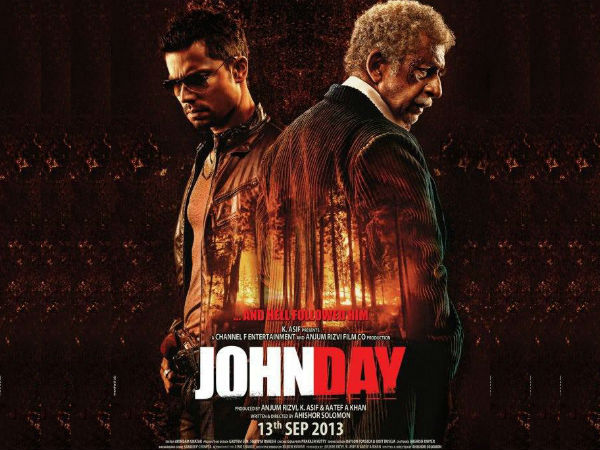 Naseeruddin Shah Plays Strong Character In John Day