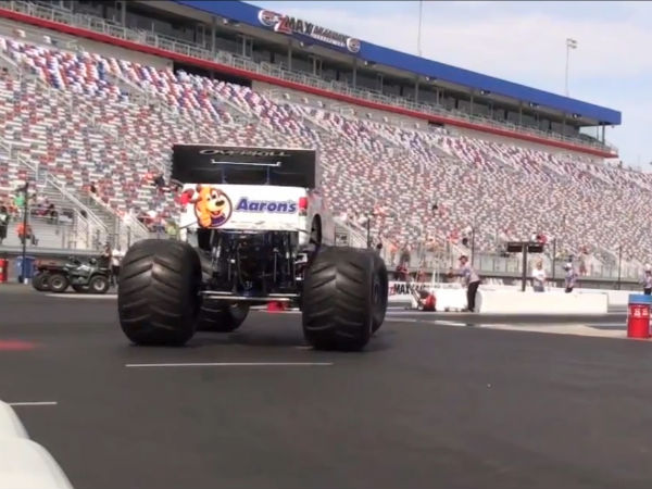 World S Fastest Monster Truck