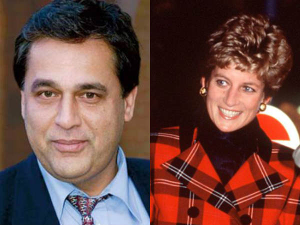 Princess Diana Was In Love With Pakistani Heart Surgeon