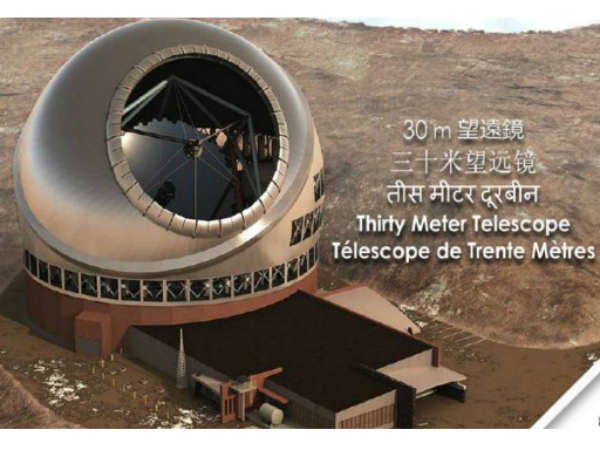 Indian Scientist Help To See Other Side Of The Universe Through Tmt