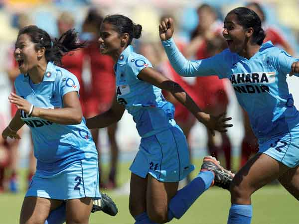 Indian Girls Clinch Bronze Hockey World Cup