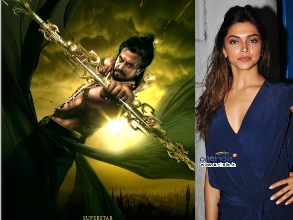 Kochadaiyaan International Film Deepika Padukone