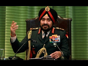 Tension On Border Army Chief Will Visit Poonch Today For Cheer Up
