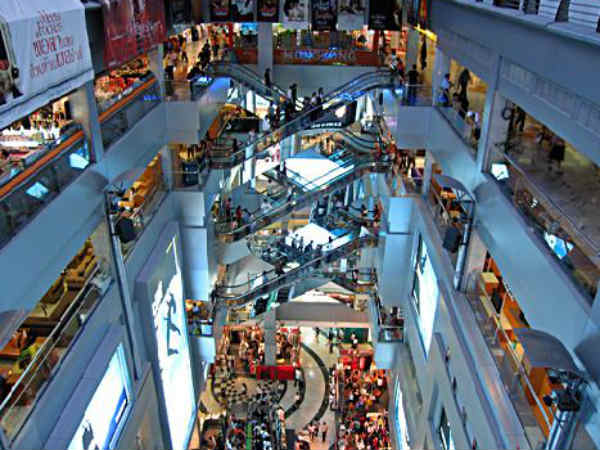 Number Of Mall Double In India In Five Years
