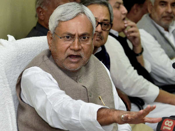 Narendra Modi Is Not An Issue For Us Nitish Kumar