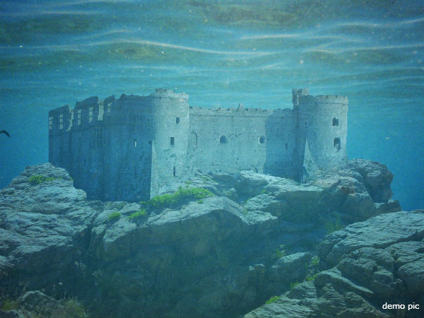 Mysterious Underwater Cities You Havent Heard