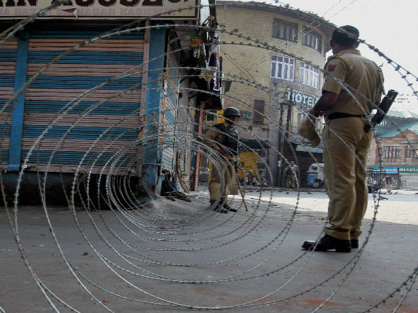Curfew In Kishtwar District After Clashes