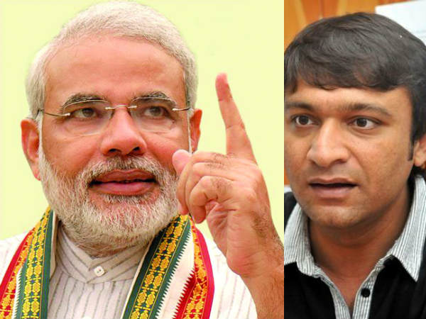 Modi Is Showing Dare To Come Hyderabad Owaisi Where Are You