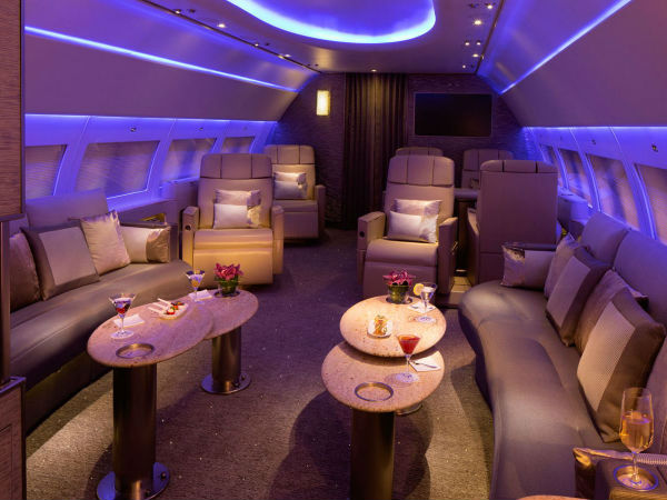 Emirates Launches Ultra Luxury Private Jet