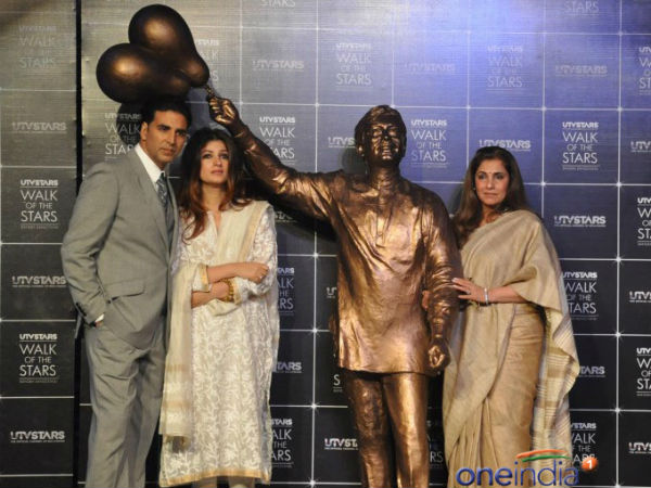 Dimple Kapadia Wants Carter Road Should Be Named After Rajesh Khanna
