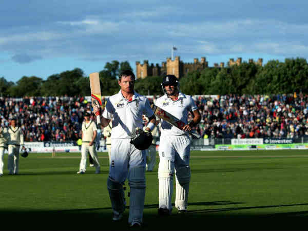 England wins 4th Test
