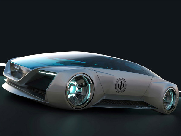 Audi Fleet Shuttle Quattro Concept Enders Game