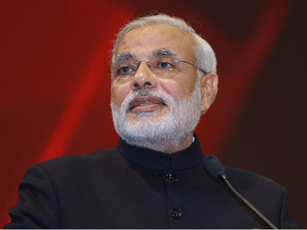 Narendra Modi Attacks Upa Over Food Security Bill