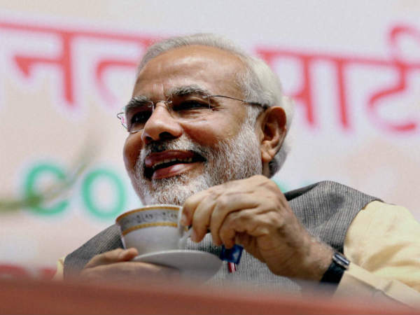 Narendra Modi Gets Invite To Visit Britain