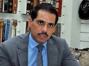 Robert Vadra Land Deals Paralyse Parliament