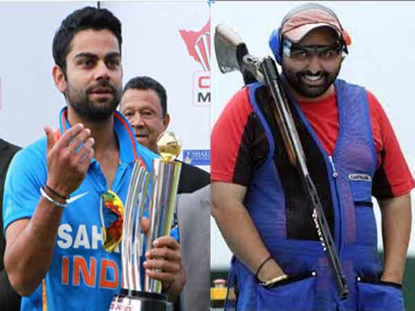 Ronjan Sodhi Picked Khel Ratna Virat Kohli For Arjuna Award