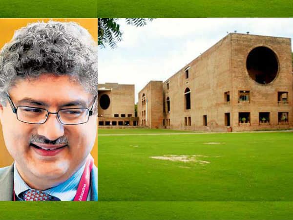 Ashish Nanda Iim Ahmedabad S New Director