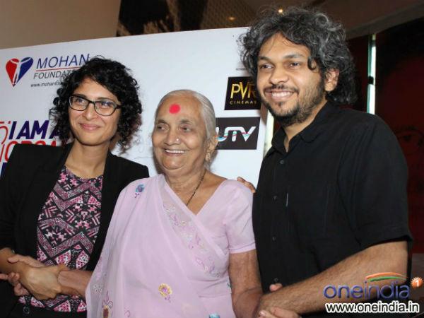 Kiran Rao Take Pledge Donate Her Organs