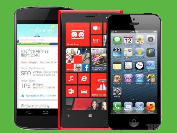 Smartphones Beat Feature Phones Worldwide