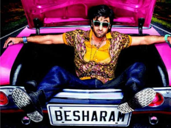 Ranbir Kapoor Learns Bhangra Besharam