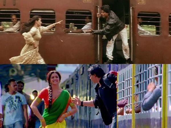 Ddlj Chennai Express Srk Visits Maratha Mandir