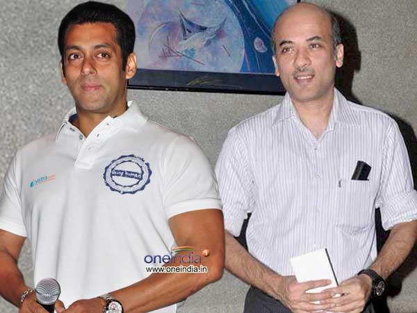Salman Khan Play Double Role Sooraj Barjatya New Film