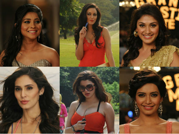 Meet Mast Actresses Of Grand Masti