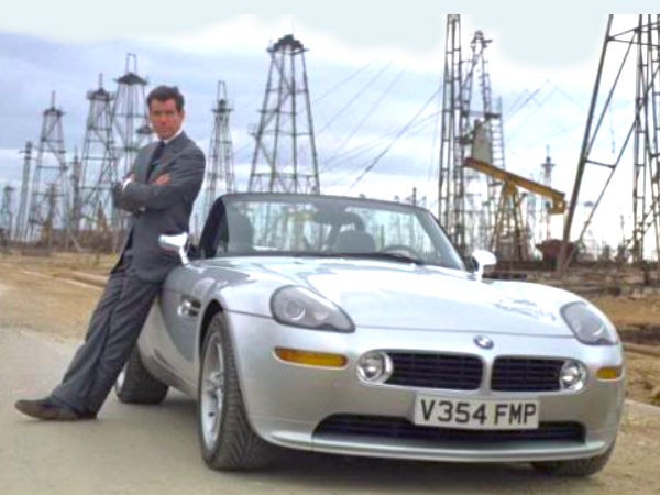 Watch Exclusive Top 10 James Bond Cars Photos