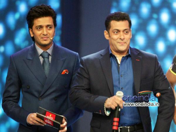 Salman Khan Special Appearance Ritesh Marathi Film