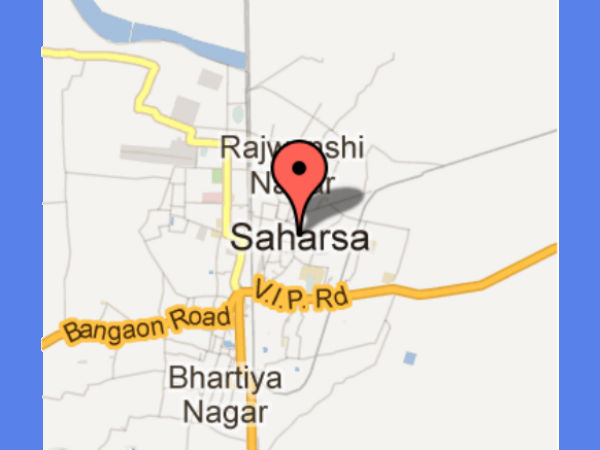 Major Train Accident In Saharsa Bihar 20 Killed