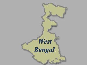 States West Bengal 7 Passengers Injured Bomb Blast