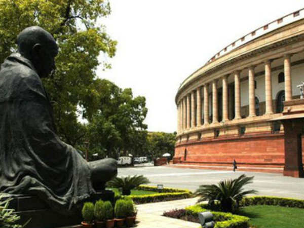 Uproar In Parliament On Food Security Bill Coal Scam