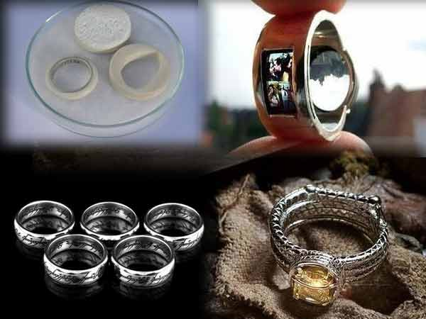 Wedding Rings Geek Over