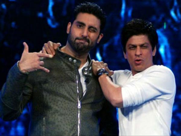 Abhishek Bachchan Longed Work With Shahrukh Khan